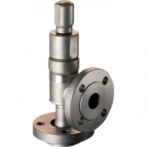 Pressure and Safety Relief Valve